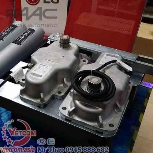 Motor cổng âm sàn FAAC DIABLO 24v/250kg