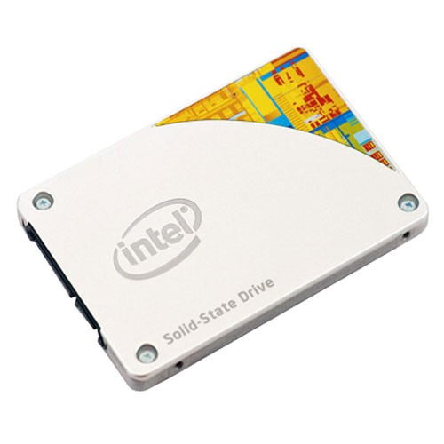 SSD INTEL® 120GB SATA3 6Gb/s 2.5