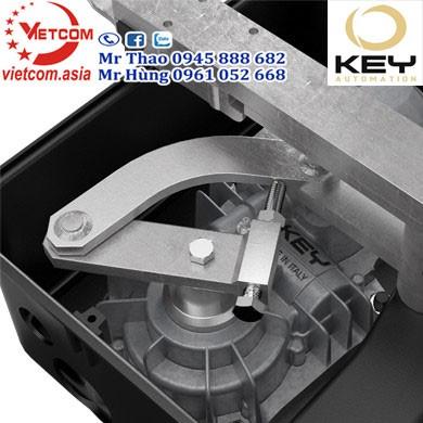 Cổng tự động KEY (Italia) Moto âm sàn