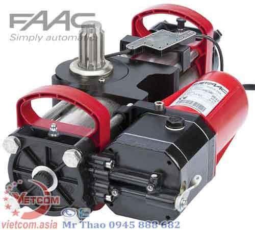 Cổng âm sàn FAAC S800H (ITALY) 800Kg