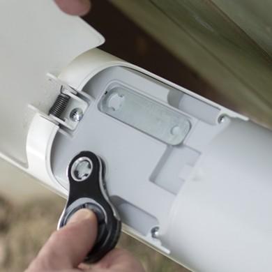 Cổng tự động KEY RAY (MOTO TAY ĐÒN) MODEL 900KRAY40