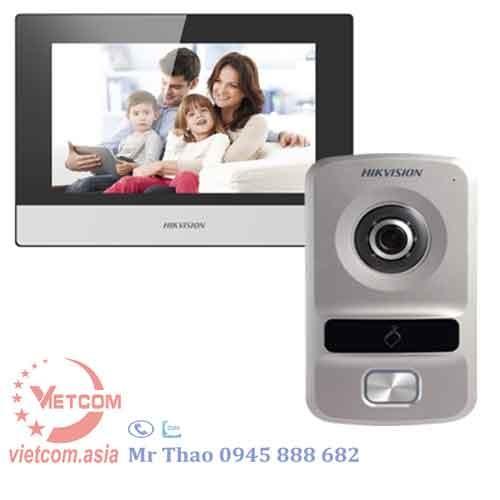 Chuông cửa có hình Hikvision IP (6320-8102VP)