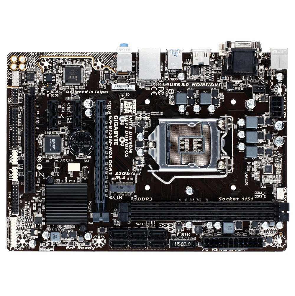 Mainboard Giga B150-HD3