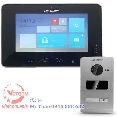 Chuông cửa có hình Hikvision IP(5000WT-8102IM)