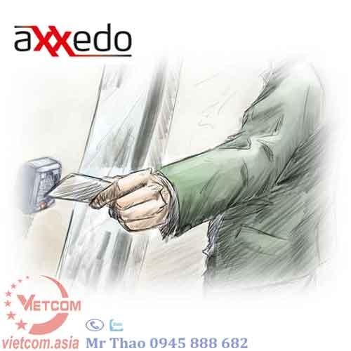 Hệ thống kiểm soát ra vào Axxedo