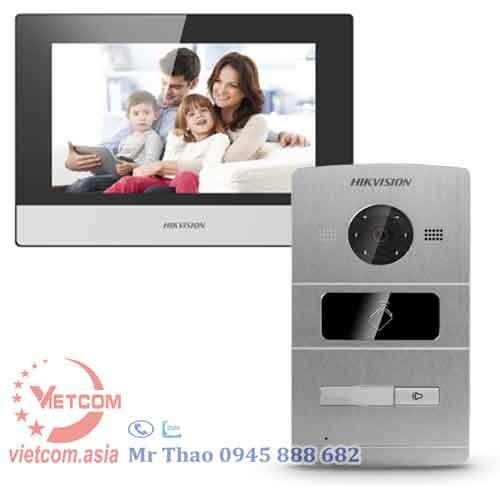 Chuông cửa có hình Hikvision IP (6320-8102IM)