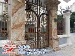 Lắp đặt sửa chữa cổng tự động tại Vinh Nghệ An