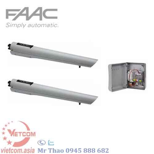 Cổng tự động mở cánh tay đòn FAAC- S418