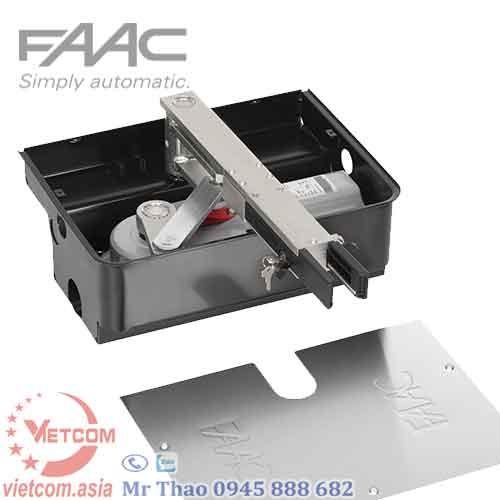 Cổng tự động âm sàn FAAC 770N
